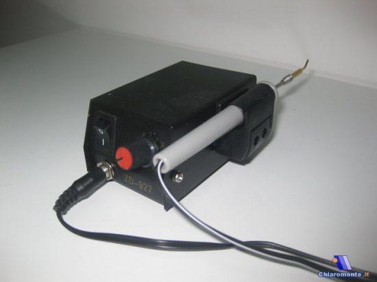 ceratore spatola elettrica