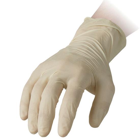 guanti lattice bianchi monouso senza polvere