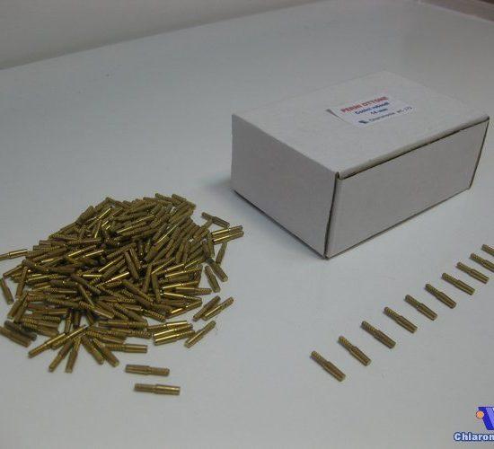 perni ottone 14mm